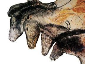 Figura 6: Caverna de Chauvet (32.000 AC). Detalhe