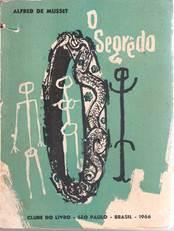 Figura 7: Capa de O segredo, de Alfred de Musset (setembro de 1966).