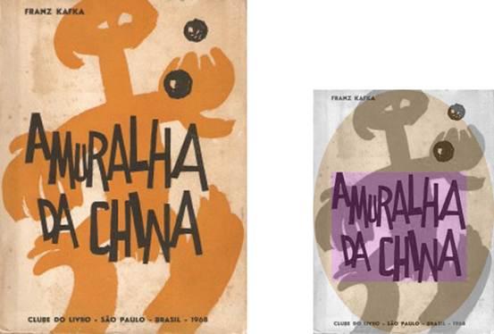 Figura 13: <i>A muralha da China</i>, de Franz Kafka (março de 1968).