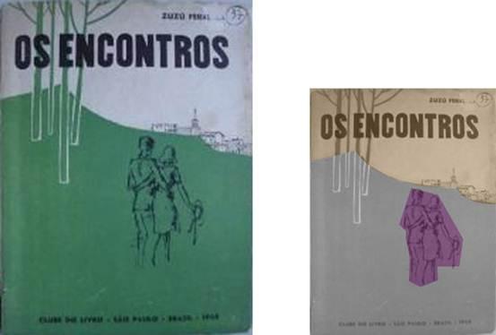 Figura 14: <i>Os encontros</i>, de Zuzu Ferreira (junho de 1965).
