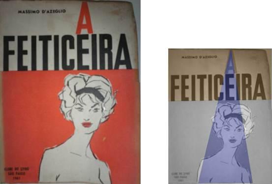 Figura 15: <i>A feiticeira</i>, de Massimo D'Azeglio (novembro de 1961).