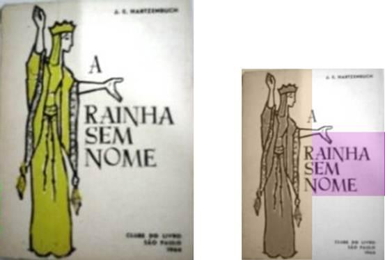 Figura 16: <i>A rainha sem nome</i>, de J. E. Harzenbuch (março de 1964).
