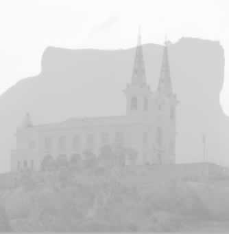 Figura 3: A Penha da Gávea: fotomontagem de Alexandre Faria, sobre a poesia de Rogério Batalha
