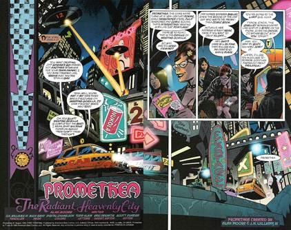 Figura 1 - Páginas 5 e 6 da edição número 11, de dezembro de 2000.
