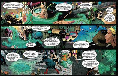 Figura 3 - Páginas 7 e 8 da edição número 11, de dezembro de 2000.