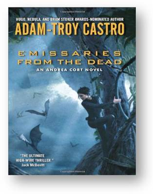 Figura 2 – Emissaries from the dead, de Adam-Troy Castro.