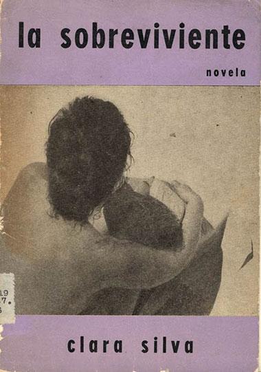 Tapa de la segunda edición de <em>La Sobreviviente</em> (1966).