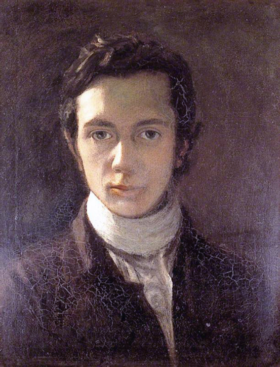 William Hazlitt: autorretrato, 1802