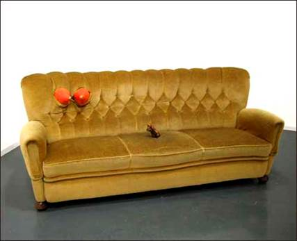 Figura 4: Sarah Lucas, Try it, You´ll Like it, 2002
