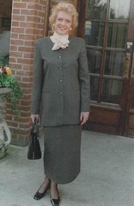Figura 13: Claire em Bournemouth, 1999