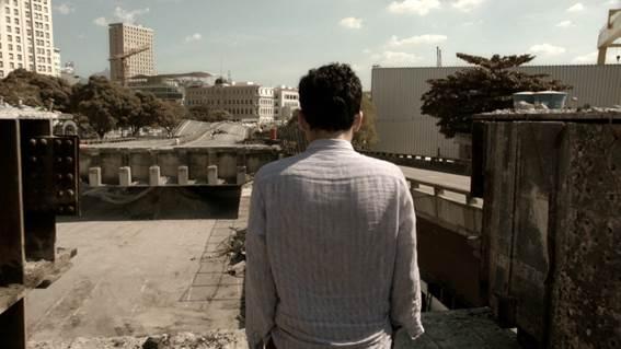 Still do filme A morte de J.P. Cuenca (Duas Mariola Filmes)