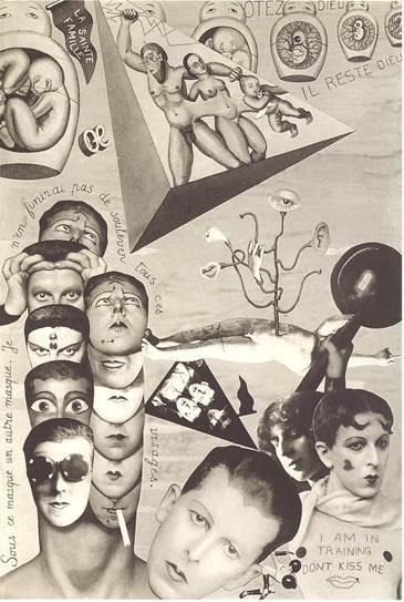 Colagem, 1929