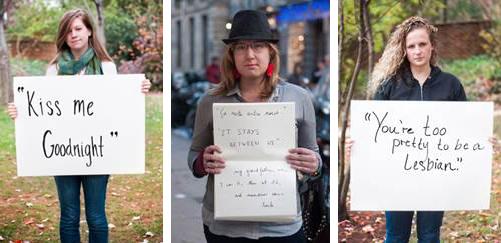 Mulheres vítimas de violência sexual fotografadas por Grace Brown