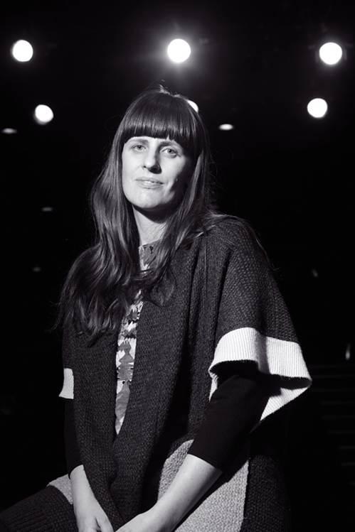 Sarah Benson (Foto: Pavel Antonov)