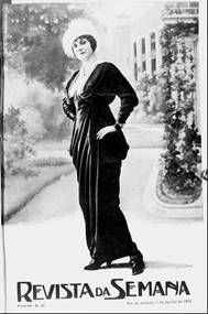 Capa da edição de 01/08/1914