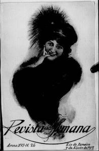 Capa da edição de 31/08/1915