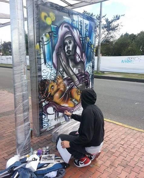Festival Hip Hop al Parque- Bogotá Foto: NuestroStylo, 2017