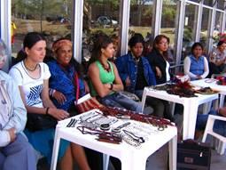 Encontros informais dos estudantes da primeira turma do Fiei – set./2007 Fonte: Arquivo pessoal