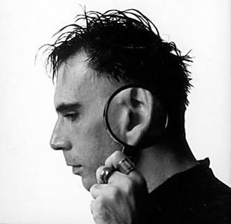 Bob Wolfenson, capa do álbum Um som [1998]