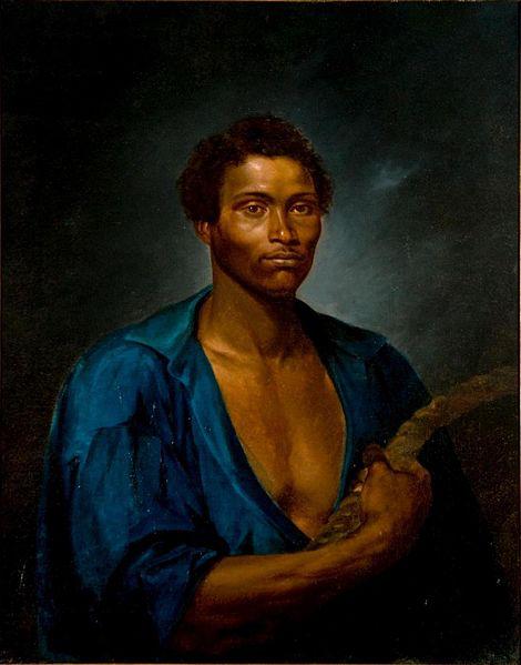 José Correia de Lima — Marinheiro Simão, o carvoeiro, OST, 93x72,6 cm, 1853