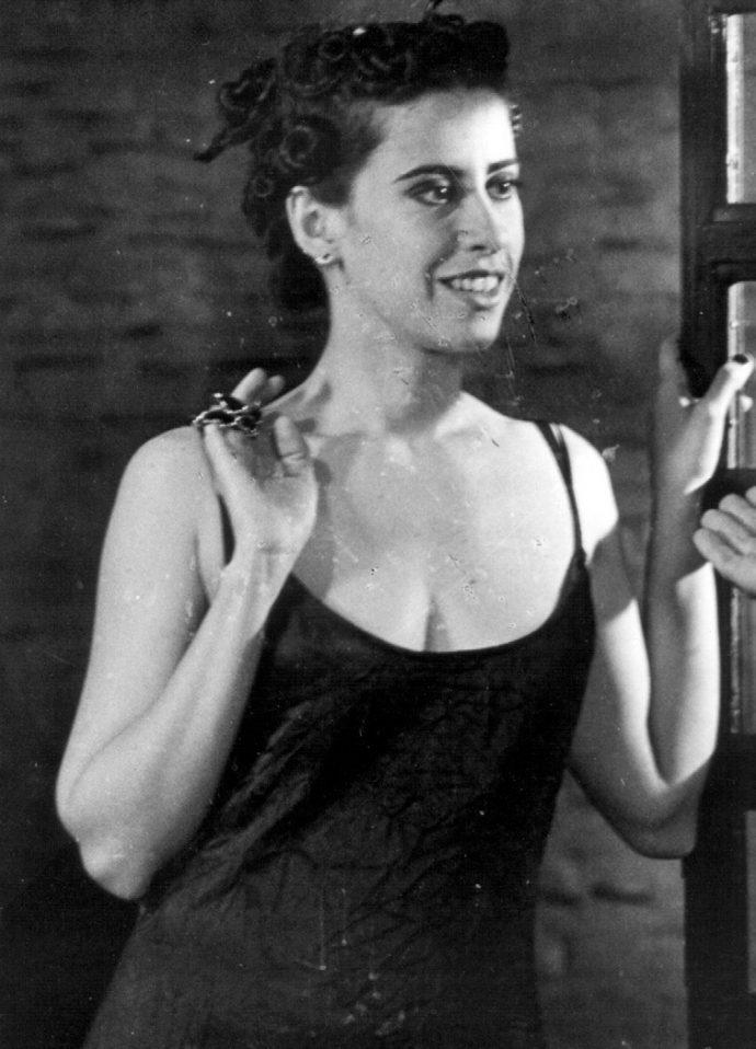 Fernanda Torres como Lúcia McCartney em 1994 (Jorge Baumann/TV Globo)