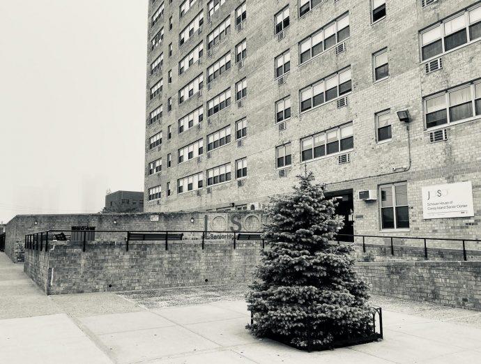 Casa Scheuer do Centro para Idosos de Coney Island, 2020. Acervo pessoal.